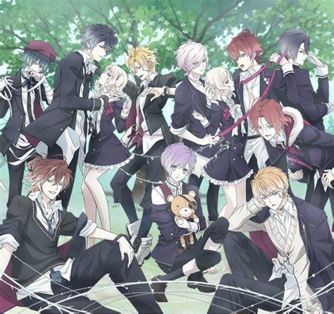 wallpaper anime diabolik lovers diabolik lovers wallpapers anime hq diabolik lovers