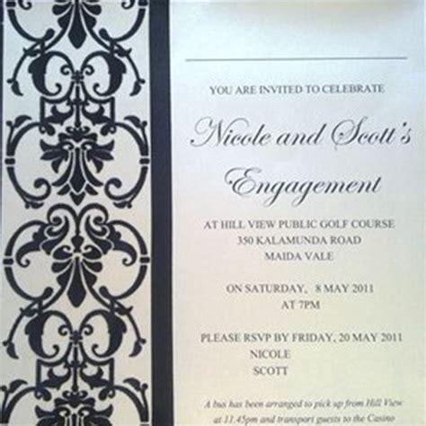 invites wedding invitations perth easy weddings