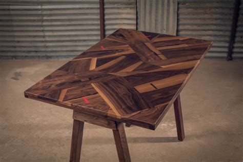 Handcrafted Wood Furniture - handcrafted wood furniture from israeli designer alon dodo