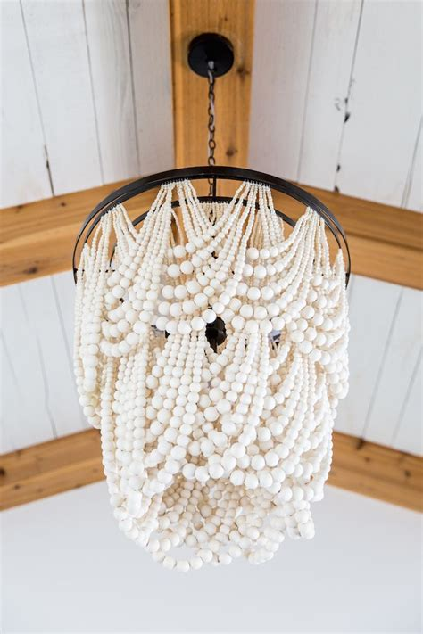 Wood Bead Chandelier The 25 Best Beaded Chandelier Ideas On Bead Chandelier Wood Bead Chandelier And
