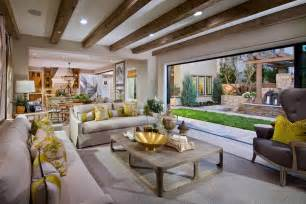Bella Home Interiors by Toll Brothers At Hidden Canyon Marbella Collection