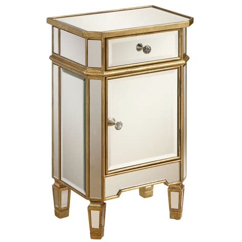 mirrored accent cabinet awesome small accent cabinet 4 gold mirrored accent