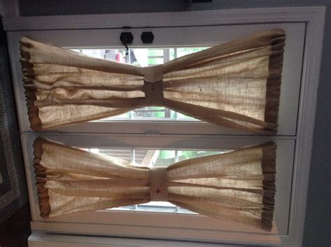 french door panel curtains burlap sheers french door drapes burlap curtains by misshettie