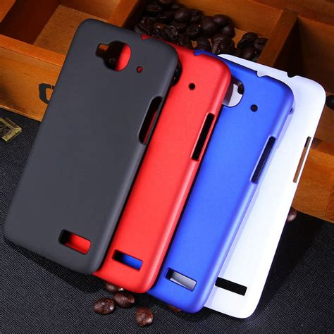 Hardcase Alcatel One Touch Flash High Quality Hardcase Free Sp high quality multi colors rubberized matte phone cover for alcatel one touch idol mini