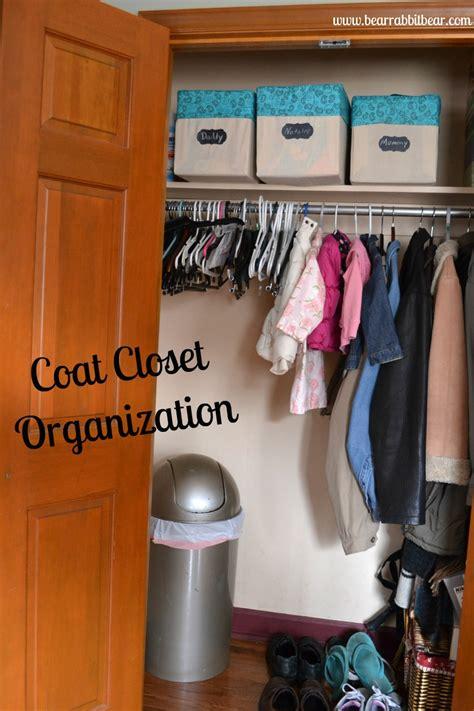 Coat Closet Organizers by Tips For Coat Closet Organization