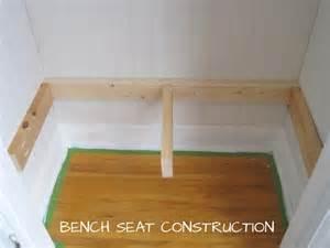 storage bench for closet entryway closet makeover spool