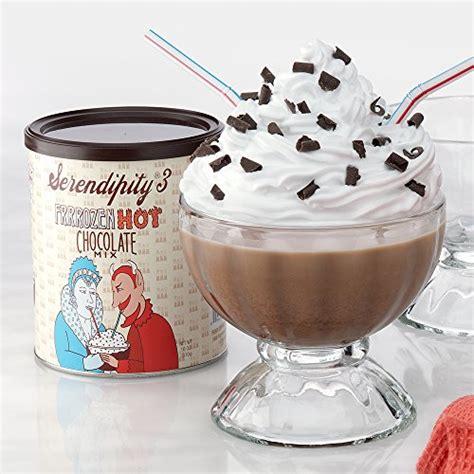 frozen hot chocolate recipe serendipity frozen hot chocolate recipe from serendipity cafe in nyc