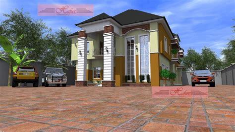Contemporary Nigeria Building Designs By Hafux Consuls