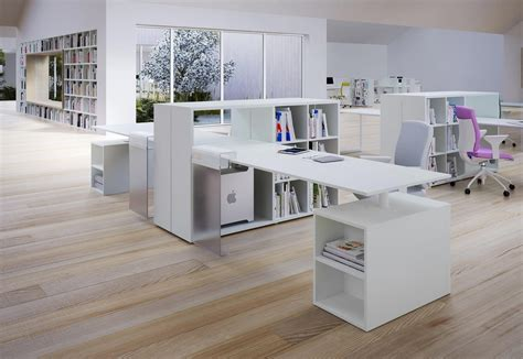 contemporary office desks for home 30 inspirational home office desks