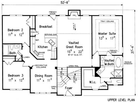 house plans drawn with bi level split foyer by studer split foyer house plans