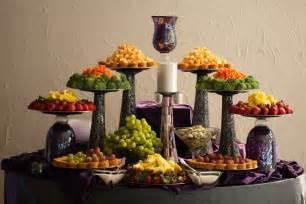 Fruit Buffet Table Ideas Appetizers For Weddings Lkn Weddings Events Buffet