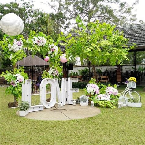 Outdoor Wedding In Bandung by Outdoor Wedding Decoration Bandung Image Collections