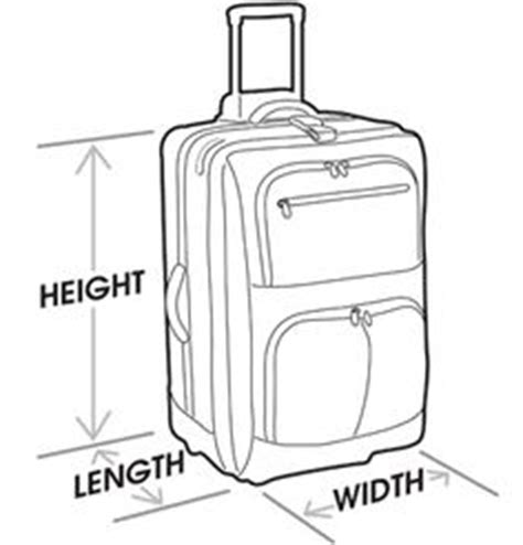united airlines packing guidelines carry on luggage for the most popular airlines in