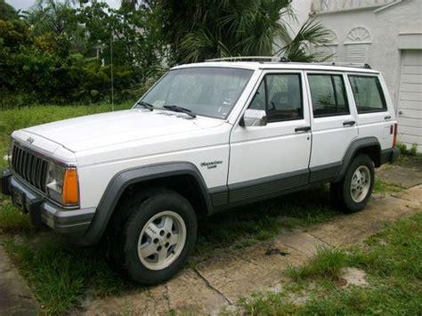 1990 Jeep Laredo For Sale Buy Used Jeep Laredo 1990 In Lake Worth Florida