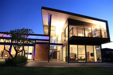 to build modern eco friendly house plans modern