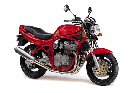 Suzuki 600 Bandit Suzuki Gsf600 And Gsf600s Model History