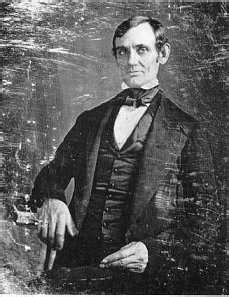 the earliest known photograph of abraham lincoln