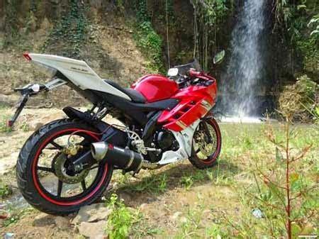 Saklar Kiri Model Vixion Bukan Original Yamaha modifikasi yamaha vixion jadi r15 merah original