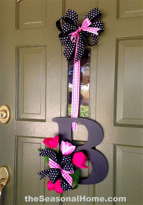 Decorating Ideas With Initials Front Porch Appeal Newsletter March 2015 Edition