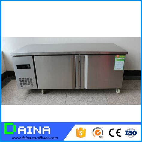 under bench fridge drawers stainless steel drawer fridge workbench cooler under