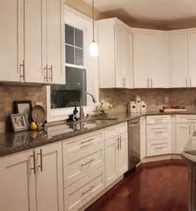 forevermark cabinets white shaker white shaker spec transitional kitchen other
