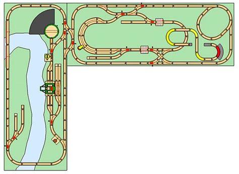 brio train track designs brio wooden railway blog