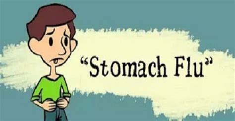 home remedies to treat stomach flu naturally