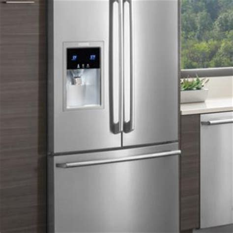lg vs electrolux counter depth refrigerators reviews