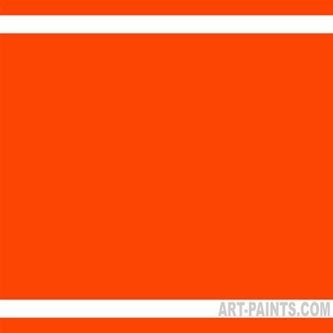 fluorescent orange student acrylic paints 00711 4556 fluorescent orange paint fluorescent