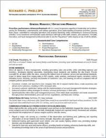 samples executive resumes professional cvs career
