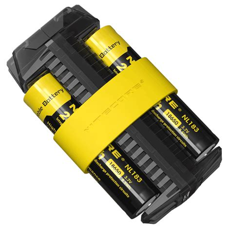 Baterai Power Bank nitecore charger baterai with power bank f2