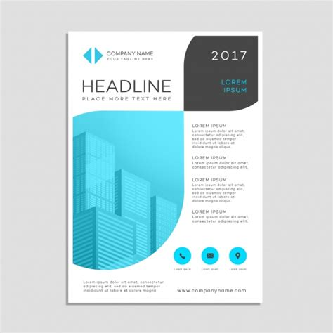 templates for business posters business poster template vector free download