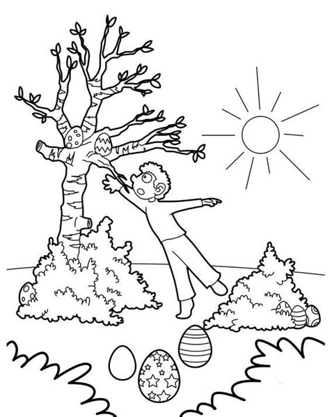 chicken supper coloring page 116 best coloring easter images on pinterest coloring