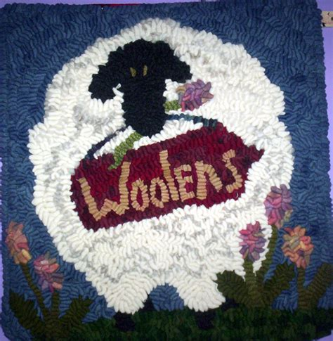 Wool Rug Kits by Rug Hooking Kits