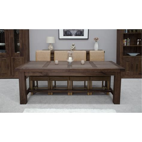 solid walnut dining kendo solid walnut dining room furniture extra large