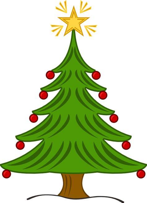 free christmas tree 4 clip art