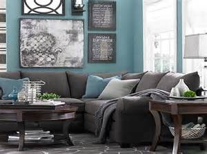 wohnzimmer deko grau grau blau deko ideen