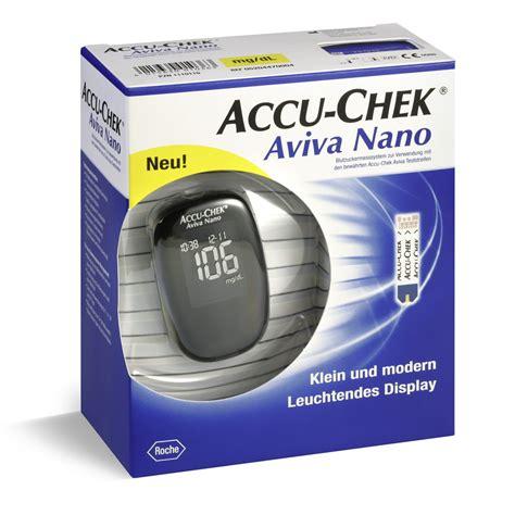 Accu Chek 3 accu chek 174 aviva nano iii set mg dl shop apotheke
