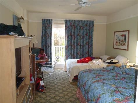 Boardwalk 2 Bedroom Villa by View From Room Picture Of Disney S Beach Club Villas