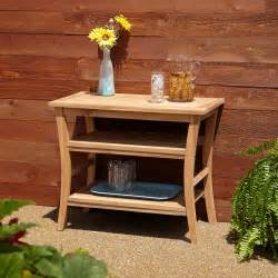 Patio Buffet by Teak Outdoor Buffet With Storage Outdoor