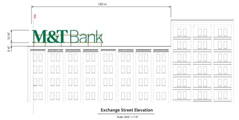 m and t bank sign in m t to plant sign in larkin district buffalo rising