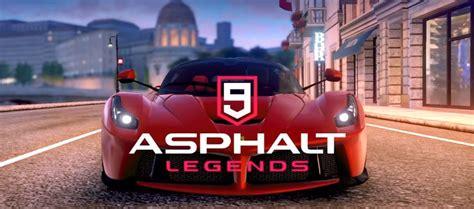 asphalt  legends  descargar  android gratis