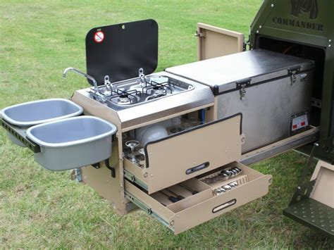 rugged cing trailer commander photo gallery