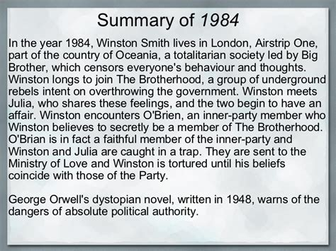 george orwell biography short summary book club