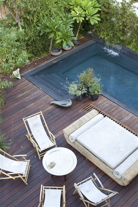 backyard plunge pool 18 gorgeous plunge pools for tiny backyard home design and interior