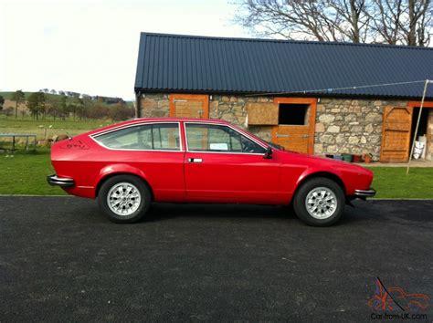 Alfa Romeo Alfetta For Sale by Alfa Romeo Alfetta Gtv For Sale 1977 Johnywheels