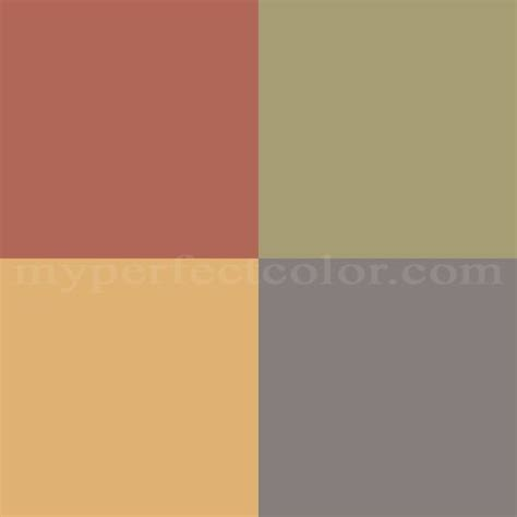 terracotta color combinations on screen color representations may vary from actual paint