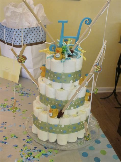 Fish Themed Baby Shower by Cake For Fish Themed Baby Shower Baby Shower Idea