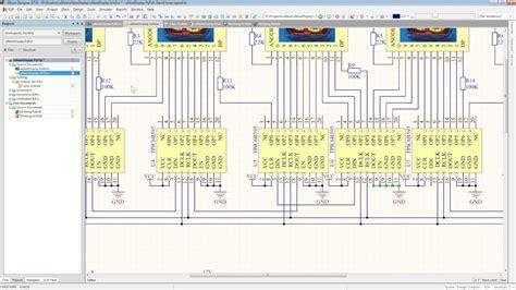 youtube layout bug how to draw schematics in altium altium designer serious