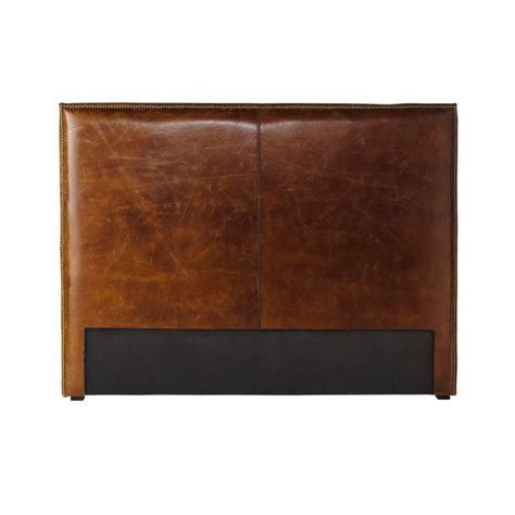Distressed Leather Headboard Andrew For The Home Distressed Leather Headboard